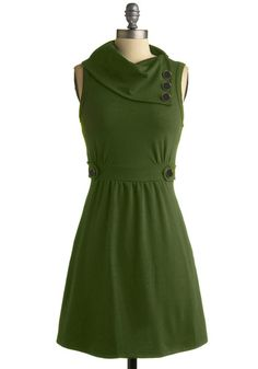 When it comes to clothing, I'm a fan of pretty much all things green...