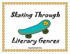 Free literary genre, could be used as a sorting activity