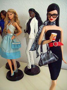 Barbie: Model Muse | Monte Carlo, South Beach, Milan & Barbi… | Flickr