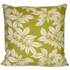Bali Zen - leaf cusion cover