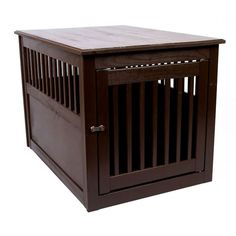 Dynamic Accents End Table Dog Crate
