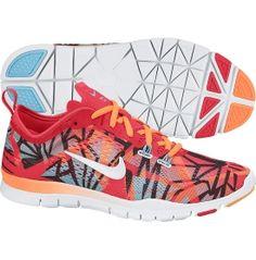 Nike Women's Free 5.0 TR Fit 4 - Orange Print | DICK'S Sporting Goods