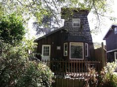 Cypress Cottage is an older remodeled charming fully furnished cottage on the Mendocino Coast. It has a fully furnished kitchen with all the amenities and a comfortable living room with a gas flame fireplace. There ...