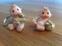 baby lokky jongen of meisje sleutelhanger prijs per 4 st | bedankjes los | presentshop
