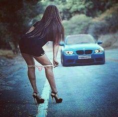 Lowrider, Beautiful Legs, Beautiful Women, Bmw Girl, Bmw E60, Best Muscle Cars, Modified Cars, Car Girls, Hot Cars