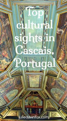 Insider travel guide to what to do in Cascais plus the best Cascais boutique hotels and guesthouses. Includes museums, art galleries, shops and beaches.