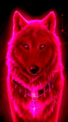Mystical Animals, Mythical Creatures Art, Fantasy Wolf, Dark Fantasy Art, Wolf Wallpaper, Animal Wallpaper, Animals Beautiful, Cute Animals, Wolf Artwork