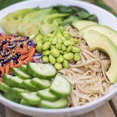 Vegan bowl on www.foodetcaetera.com Beans, Vegetables, Food, Veggies, Essen, Vegetable Recipes, Beans Recipes, Yemek, Meals