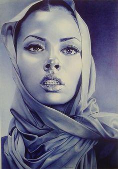 Guiarte y tú: PEPE LOZANO. El Arte y expresión azul de un magnífico Pintor.