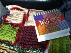Treasures Made From Yarn: Year Long Project Free Knitting, Crocheting, Knit Crochet, Things To Do, Crochet Patterns, Crafty, Stitch, Blanket, Projects