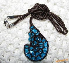 Lace + beads. Inspiration and workshop. Comments: LiveInternet - Russian Service Online Diaries