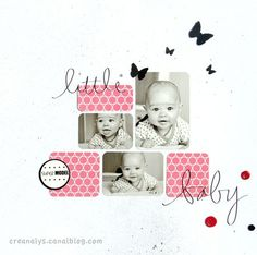 By Nath for Colors Conspiracy. Baby Scrapbook, Scrapbook Paper Crafts, Scrapbook Cards, Scrapbook Layout Sketches, Scrapbooking Layouts, Digital Scrapbooking, Map Sketch, Map Layout, Christmas Scrapbook