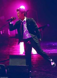 Bruno Mars...I will see you in July!