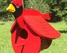 Imitaciones de cardenal hecho a mano