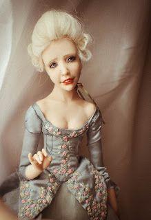"""La noblesse"". Handmade Ooak ArT Dolls. Ooak Dolls, Art Dolls, Noblesse, Handicraft, Romantic, Disney Princess, Handmade, Decor, Craft"