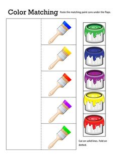 Mouse Paint, Mouse Count, Mouse Shapes Activities and Printables