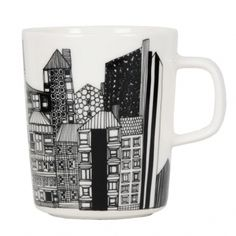 Marimekko Helsinki mug - have it and love it!