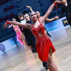 🎁 FREE SHIPPING 🚚 🛒 Order on the website www.ddressing.com - - - #dress #ballroom #latindressforsale #dancedressesforsale Ballroom Dresses For Sale, Dance Costumes, Latina, Dressing, Free Shipping, Website, Modern, Red, How To Wear