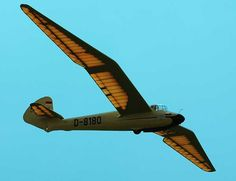The Minimoa sailplane, build in the mid 30's, was one of the first sailplanes build by Schempp-Hirth company, a most famous and largest glider manufacturer in Germany and in the world.