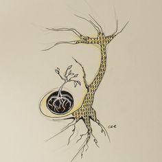 'Jos olisin puu, joka kasvaa ruukussa. Olisinko puu? Kasvaisinko ruukussa?' Annukka Yliruusi 2014
