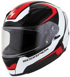 Scorpion EXO-R2000 Dispatch Helmet - Red  *PURCHASING*