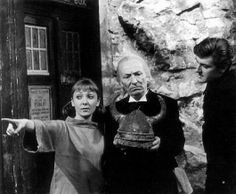 Maureen O'Brien compagnion of the 1st doctor