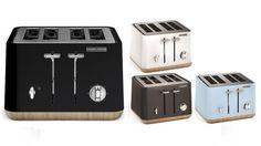 Morphy Richards Aspect 4 Slice Toaster