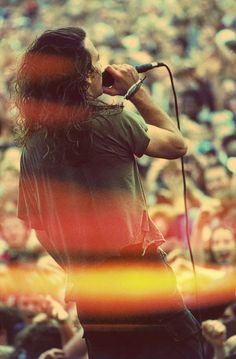 Eddie Vedder.