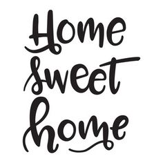 Silhouette Design Store: home sweet home