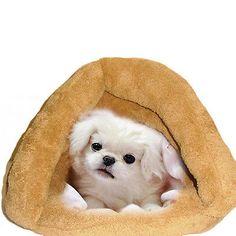 Cat Igloo Cave Bed