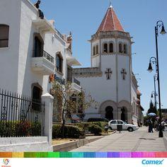 Estado tan grande y generoso, donde puedes encontrar miles de vistas y colores, tierra llena de historia y de uno de los sistemas serranos más asombrosos de México: las Barrancas del Cobre. Calles de Chihuahua.