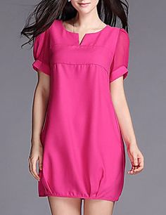 Choose Formal Shift Dresses from the collection of women's Shift Dresses, you can see they are all Cheap Shift Dresses and in new style. Modest Dresses, Simple Dresses, Beautiful Dresses, Casual Dresses, Fashion Dresses, Casual Outfits, Shift Dresses, Summer Dresses Online, African Print Dress Designs