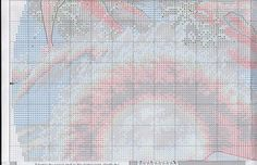 Solo Patrones Punto Cruz 8/9 Ying Yang Dolphins Cross Stitch Sea, Cross Stitch Charts, Cross Stitch Patterns, Canvas Designs, Stitch 2, Plastic Canvas, Cross Stitching, Dolphins, Hand Embroidery