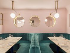 Gundry & Ducker , Andrew Meredith · North Audley Canteen