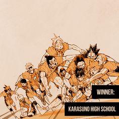 Haikyuu Karasuno, Haikyuu Manga, Nishinoya, Haikyuu Fanart, Otaku Anime, Anime Manga, Anime Art, Daisuga, Kagehina
