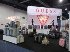 Guess Travel luggage and suitcases www.xibeo.com 805.604.4409