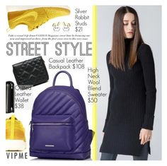 """Street Style"" by pokadoll ❤ liked on Polyvore featuring NIKE, women's clothing, women, female, woman, misses, juniors and vipme"