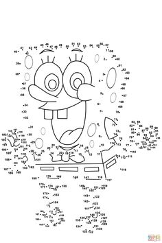 7 Dot to Dot Worksheet Spongebob 942 Best Dot to dots images √ Dot to Dot Worksheet Spongebob . 7 Dot to Dot Worksheet Spongebob . Undersea Dot to Dot Coloring Pages for Kids Connect the in Letter Worksheets, Worksheets For Kids, Kindergarten Worksheets, Printable Worksheets, Free Printables, Kindergarten Counting, Numbers Kindergarten, Free Printable Coloring Pages, Coloring Pages For Kids
