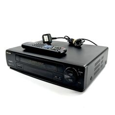 SHARP VIDEO PLAYER CASSETTE RECORDER VCR VC-M21 HM VHS VIDEO+ REMOTE CONTROL Vcr Player, Cassette Recorder, Remote, Pilot
