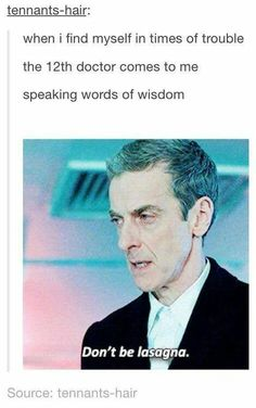 Doctor Who comedy
