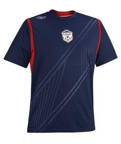 Xara International USA Short Sleeve Jersey 5577c1dab