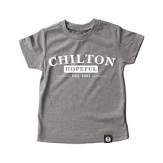 Is your mini-me on their way to Chilton and then onto Yale?Please note that the art may appear different based on the size of the tee shirt. *All tees are a soft cotton/poly blend with screenprint transfers unless otherwise noted* All Fashion, Kids Fashion, Urban Tees, Trendy Kids, Gilmore Girls, Mini Me, Printed Tees, The Balm, Kids Outfits