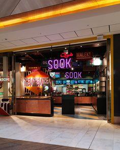 Sook fast food restaurant by Koncept Stockholm, Stockholm   Sweden restaurant