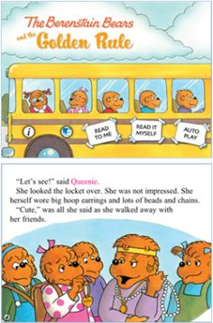 18 Berenstain Bears books are available on tablets as book apps, with features helping kids learn words and improve reading fluency. Great for your digital library #kidsapps #BookApps