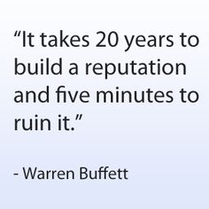 E-commerce quotes by Warren Buffett
