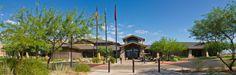 Sun City Mesquite Pioneer Center / Sun City, Las Vegas, Nevada, USA