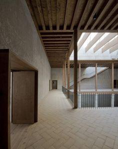 Restauración del Palacio del Condestable por Tabuenca & Leache 12