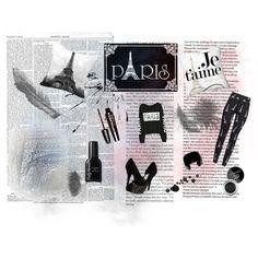 """Paris"" by blan-xoxo on Polyvore"