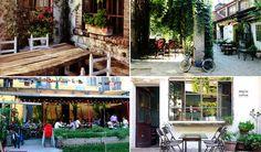 Top 10 best outdoor restaurants 2014 in Milan Italy - Swide