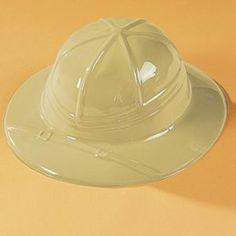 These Safari Hats are the perfect accessory for any jungle or safari themed…